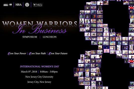 Women Warriors in Business