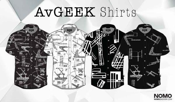 AvGeek Shirts