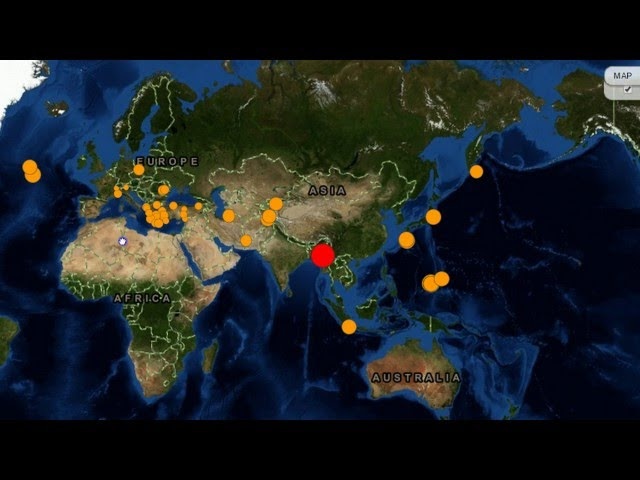 7.0 Earthquake Strikes Myanmar, Other Global Quake Updates  Sddefault
