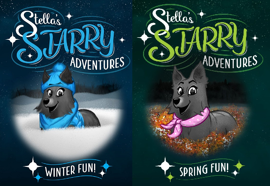 stella winter AND spring fun cover