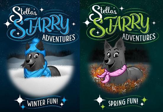stella winter AND spring fun cover
