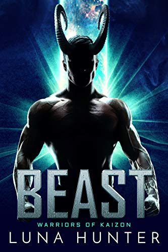 Cover for 'Beast (Warriors of Kaizon Book 1)'