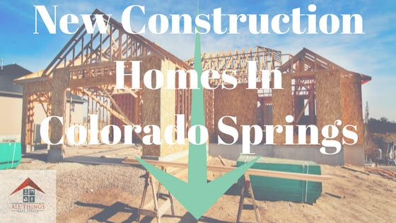 Colorado Springs New Construction Homes
