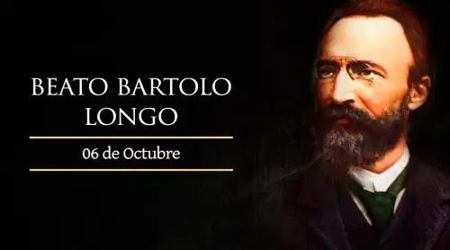 Hoy es fiesta del Beato Bartolo Longo, de espiritista a
