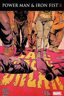 Power Man and Iron Fist #8