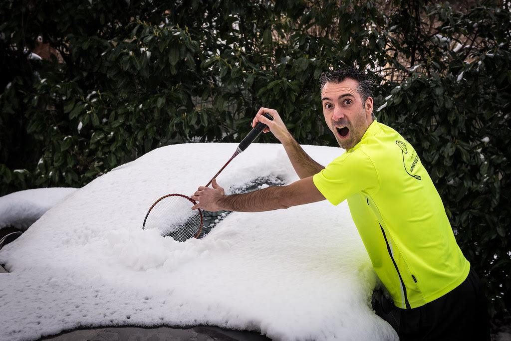 Résultats du concours photo neige : Julien