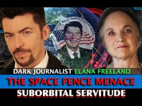 SPACE FENCE MENACE! SUBORBITAL SERVITUDE - DARK JOURNALIST & ELANA FREELAND  Hqdefault
