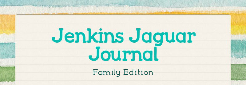 Jenkins Jaguar Journal
