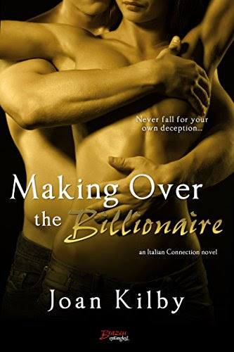 Cover for 'Making Over the Billionaire'