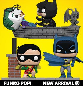 BATMAN FUNKO POP!