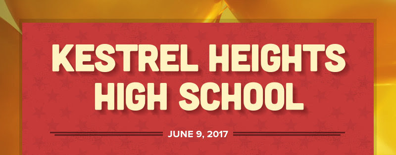 KESTREL HEIGHTS HIGH SCHOOL JUNE 9, 2017