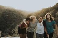 women bonding