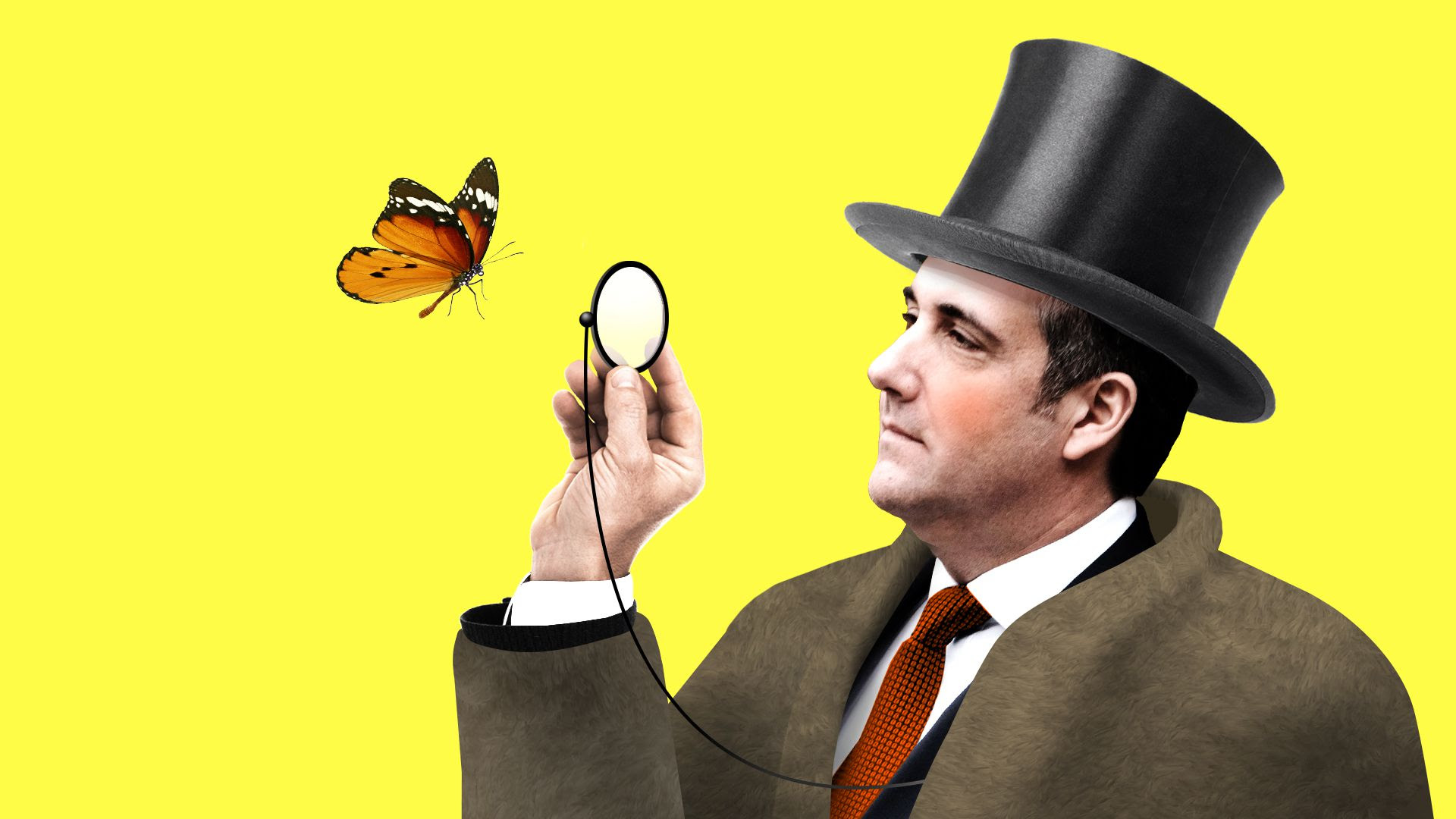 Michael Cohen wanted to be mayor of New York.