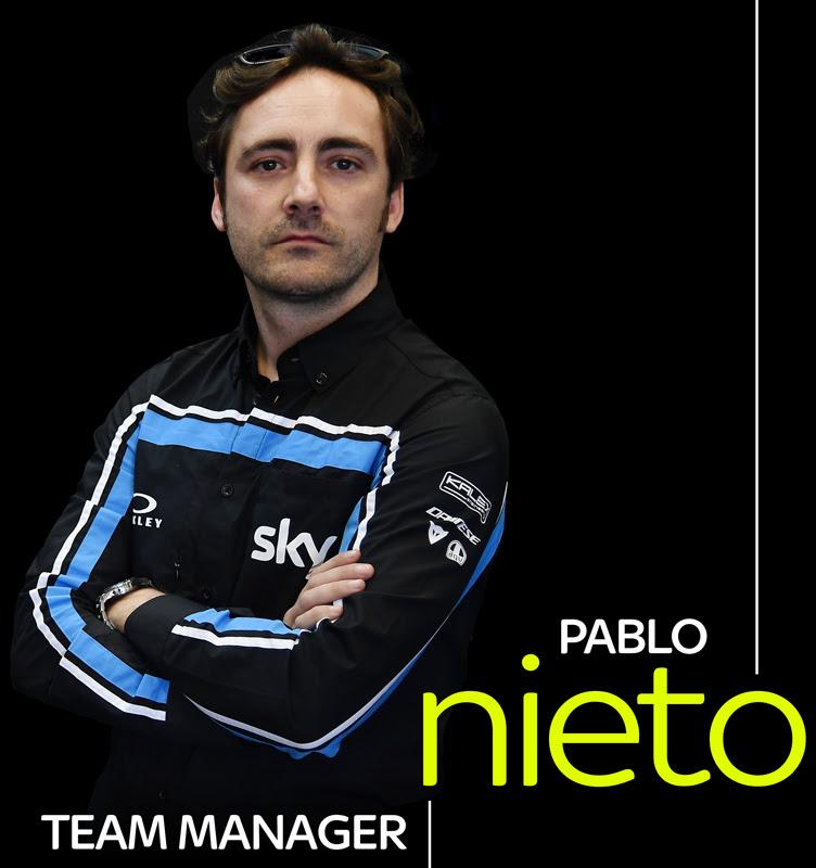 PABLO NIETO - Director de Equipo