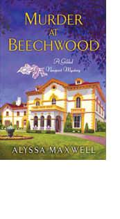 Murder at Beechwood by Alyssa Maxwell