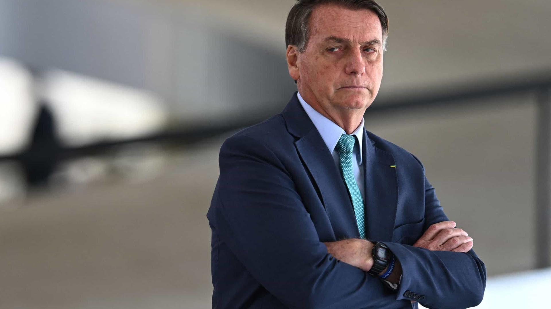 Bolsonaro: espero que uma ou duas pessoas mudem seu comportamento após atos