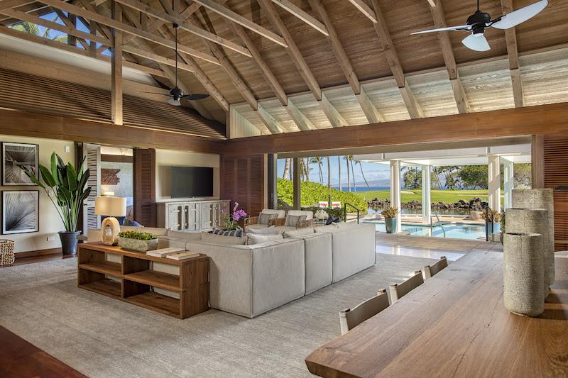 Mauna lani private bungalows