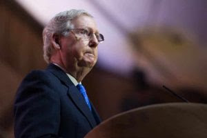 Mitch McConnell Makes Surprise Announcement - [Full Statement]