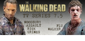 THE WALKING DEAD TV SERIES 7.5