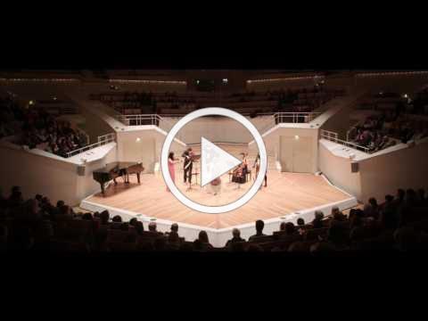 Saint-Saëns Concerto + Tchaikovsky Nocturne - Sophia Bacelar - Berliner Philharmonie