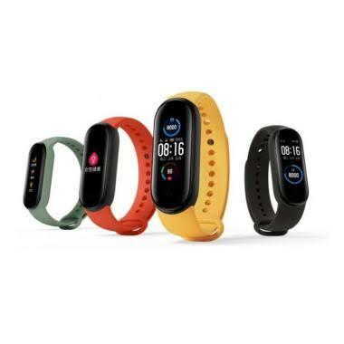 Xiaomi Mi Band 5 Smartwatch - International Version