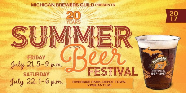 JULY 2017 // SUMMER BEER FESTIVAL