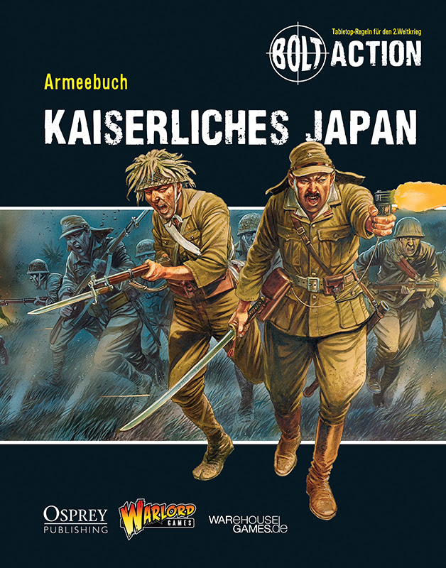 New Bolt Action Armies of Imperial Japan Book