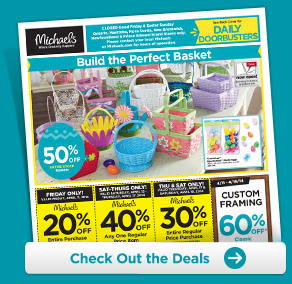 Build the Perfect Basket - Check Out the Deals