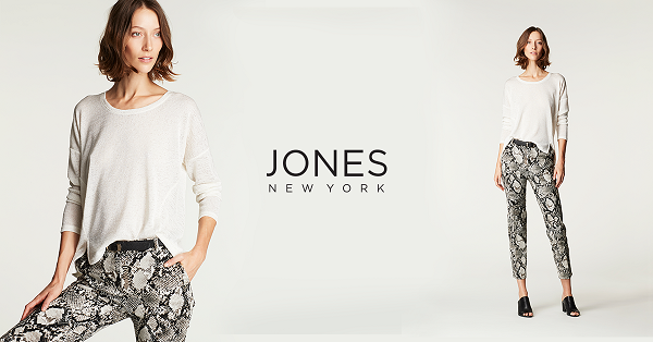 Jones NY is 30% off Site Wide.