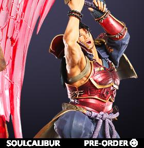 Soulcalibur VI Mitsurugi 1/8 Scale Statue