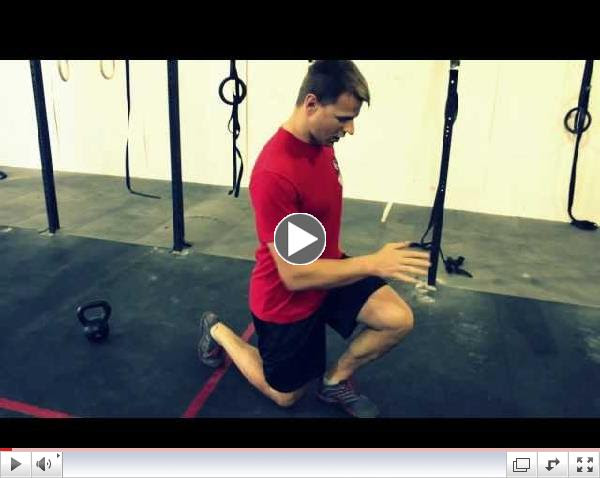 Lunges and CrossFit - TechniqueWOD