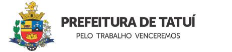 Prefeitura de Tatuí - No Ritmo do Futuro