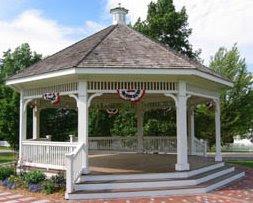 Hampton Falls Band Stand