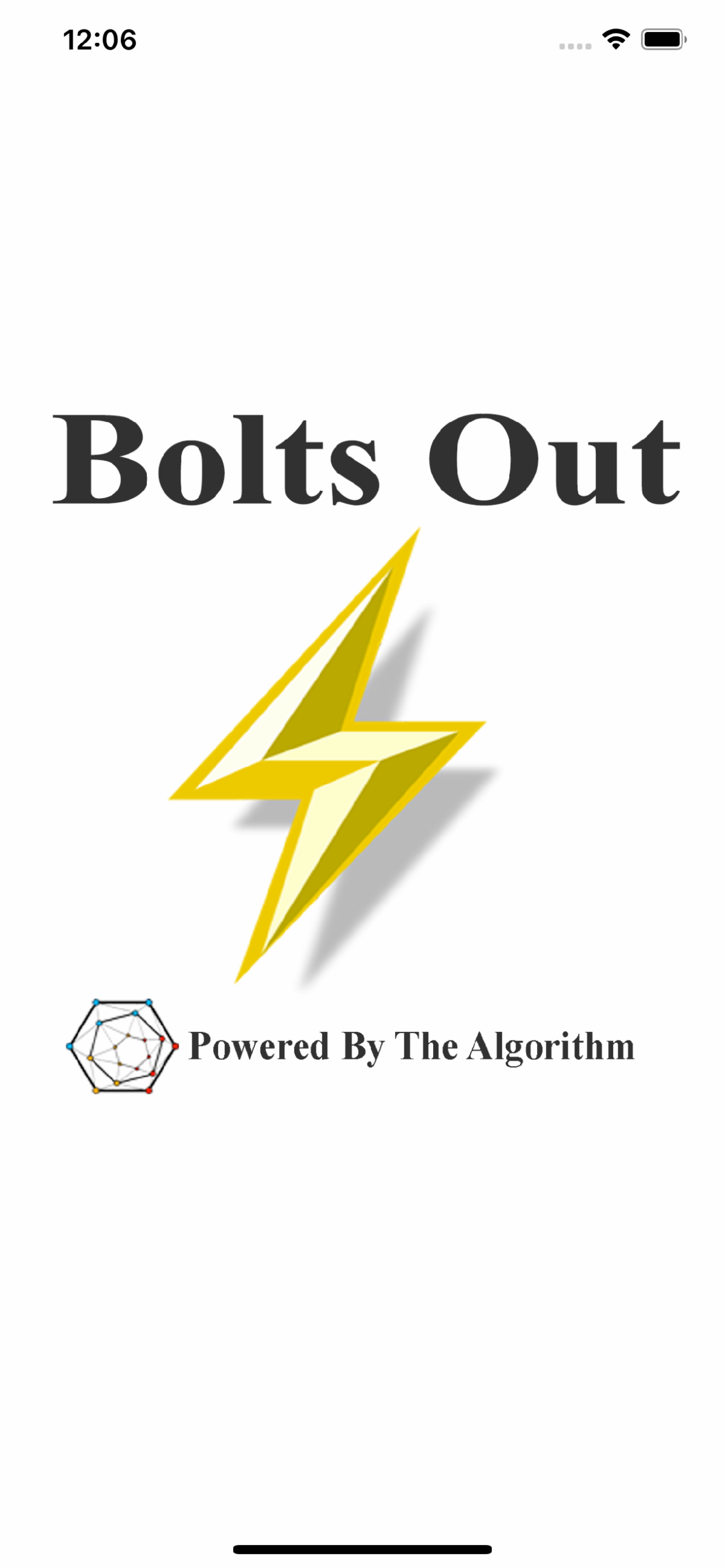 Bolts Out App