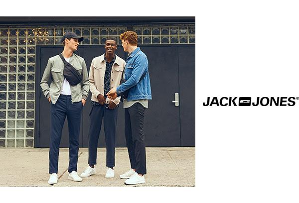 Topmárkák óriási kedvezménnyel - Jack&Jones