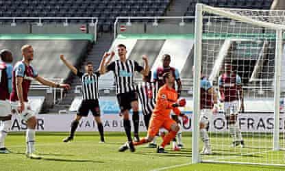 Newcastle v West Ham – Saturday clockwatch!