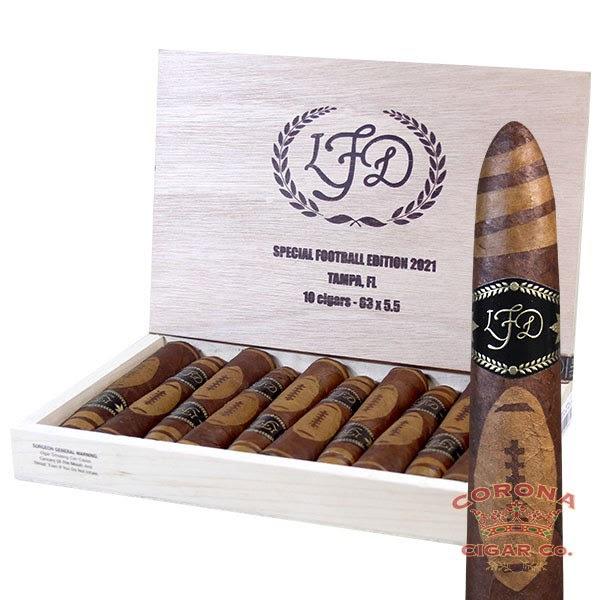 Image of LFD Football Edition 2021 Tampa Cigars