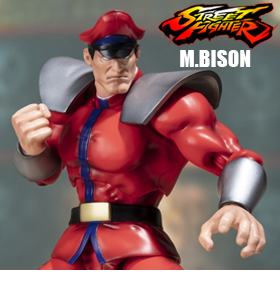STREET FIGHTER S.H.FIGUARTS M. BISON