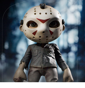 Friday The 13th Part III Mini Co. Jason Voorhees