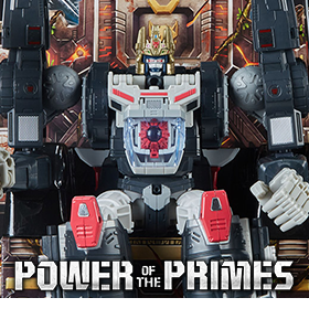 TRANSFORMERS POWER OF THE PRIMES PP-43 OPTIMUS PRIMAL