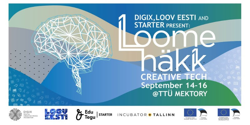 Loomehäkk: Creative Tech