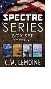 Spectre Series Box Set: Books 1–4
