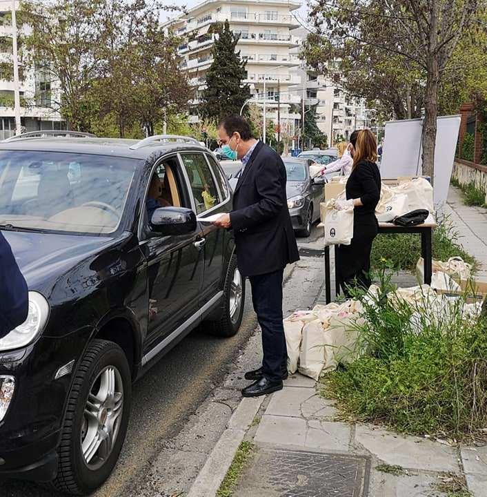 Νίκος Νίτσας: Δεν θα αφήσουμε γιατρούς της Θεσσαλονίκης χωρίς μέσα ατομικής προστασίας…