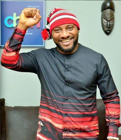 Yul Edochie was a one time SSA to the governor of Anambra state