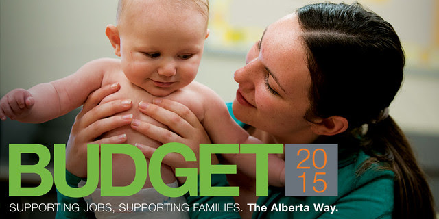 Budget 2015 supports families