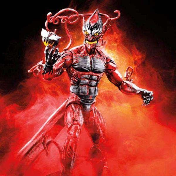 Image of Amazing Spider-Man Marvel Legends Wave 11 (Kingpin BAF) - Red Goblin