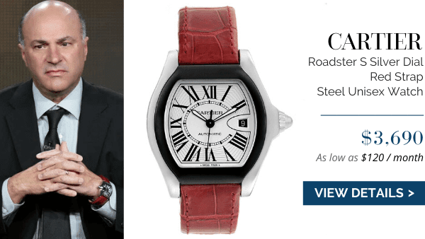 Roadster Silver Dial Red Strap
