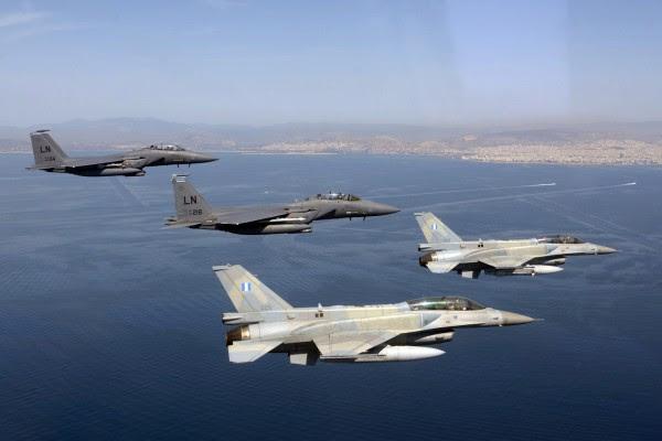 Στον «αέρα» ο εκσυγχρονισμός F-16 και φρεγάτες Fremm!