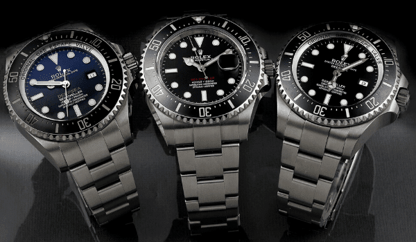 Seadweller and Seadweller Deepsea Watches