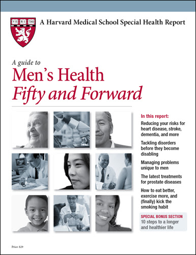 Product Page - Men's Health Fifty and Forward